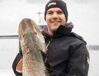 Henrik Sandahl  är butikschef och en av delägarna på Söder Sportfiske, läs hans blogg här >>