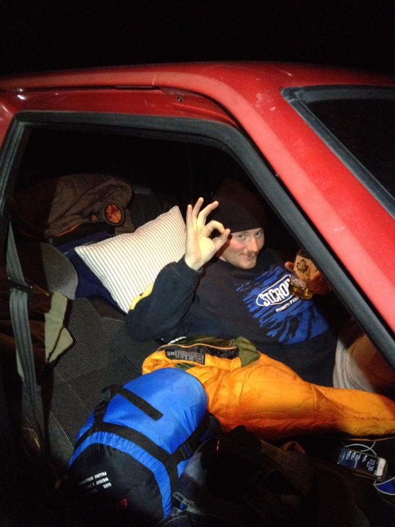 Sova i Volvo 940